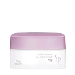Wella Sp Balance Scalp Mask 200ml - Hairsale.se
