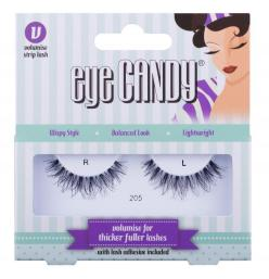 Eye Candy Strip Lash 205 Volumise - Hairsale.se