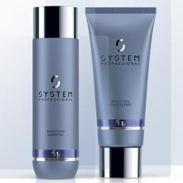 SYSTEM Smoothen Shampoo + Conditioner Duo - Hairsale.se