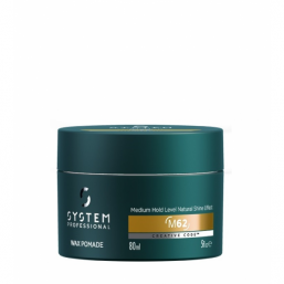 SYSTEM Man Wax Pomade 80ml - Hairsale.se