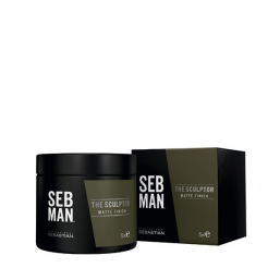 SEB MAN The Sculptor matte clay 75 ml - Hairsale.se