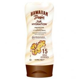Hawaiian Tropic Silk Hydration Protective SPF 15, 180ml - Hairsale.se