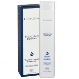 Lanza Healing Moisture Tamanu Cream Shampoo 300ml - Hairsale.se