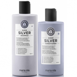 Maria Nila Sheer Silver Duo - Hairsale.se