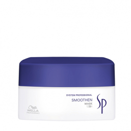Wella Sp Smoothen Mask 200ml - Hairsale.se