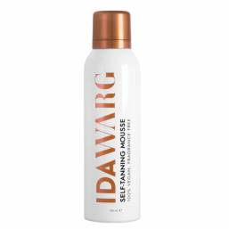 Ida Warg Self-Tanning Mousse 150ml - Hairsale.se
