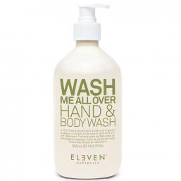 Eleven Australia Wash Me All Over Hand & Body Wash 500ml - Hairsale.se