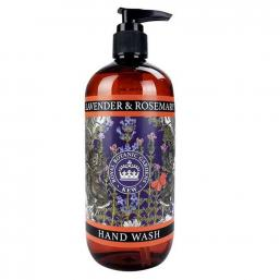 Luxury Hand Wash 500ml Lavender Rosemary - Hairsale.se