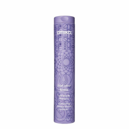 Amika Bust Your Brass Cool Blonde Shampoo 300ml - Hairsale.se