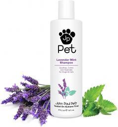 John Paul Pet Lavender Mint Shampoo, 473ml - Hairsale.se