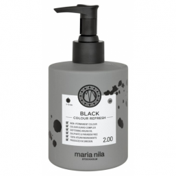 Maria Nila Colour Refresh Black 300ml - Hairsale.se