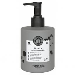 Maria Nila Colour Refresh Black 300ml - Hairsale.se