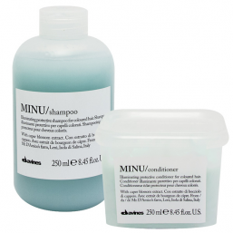 Davines Essential MINU Shampoo + Conditioner DUO - Hairsale.se