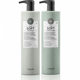 Maria Nila True Soft Duo XXL - Hairsale.se