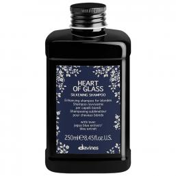 Davines Heart of Glass Silkening Shampoo, 250ml - Hairsale.se
