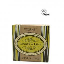 Somerset Fast Tvål 150g Ginger and Lime - Hairsale.se