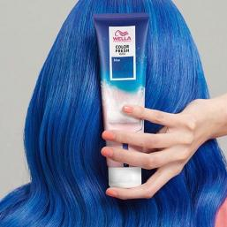 Wella Color Fresh Mask Blue - Hairsale.se