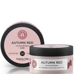 Maria Nila Colour Refresh Autumn Red 100ml - Hairsale.se