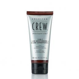 American Crew 2-in-1 Skin Moisturizer & Beard Conditioner 100ml - Hairsale.se