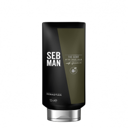 SEB MAN The Gent moisturizing aftershave balm 150 ml - Hairsale.se