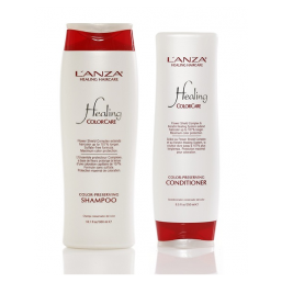 Lanza Healing Color Shampoo & Conditioner Duo - Hairsale.se