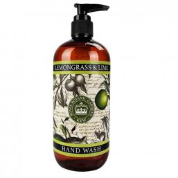 Luxury Hand Wash 500ml Lemongrass Lime - Hairsale.se