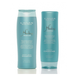 Lanza Healing Moisture Shampoo & Conditioner Duo - Hairsale.se