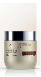 SYSTEM Luxe Oil Restore Mask 200ml - Hairsale.se