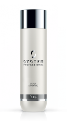 SYSTEM Silver Shampoo 250ml - Hairsale.se