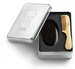 Barber Kit Comb & Brush - Hairsale.se