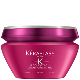 Kerastase Reflection Masque Chromatique Fine 200ml - Hairsale.se