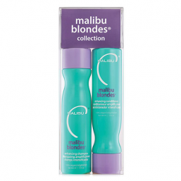 Malibu C Malibu Blondes Kit 2x266ml - Hairsale.se