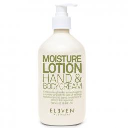 Eleven Australia Moisture Lotion Hand & Body Cream 500ml - Hairsale.se