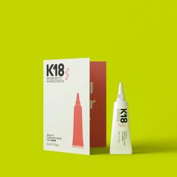 K18 Leave-in Molecular Repair Hair MASK 5ml - Hairsale.se