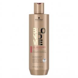 Schwarzkopf BlondMe All Blondes Rich Shampoo 300 ml - Hairsale.se