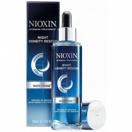 Nioxin Night Density Rescue 70ml - Hairsale.se