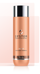 SYSTEM Solar Hair & Body Shampoo 250ml - Hairsale.se
