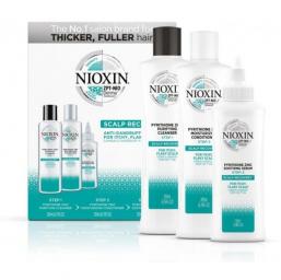 Nioxin Scalp Recovery Kit - 3 Produkter mot mjäll - Hairsale.se