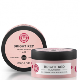 Maria Nila Colour Refresh Bright Red 100ml - Hairsale.se