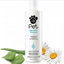 John Paul Pet Ultra Moist Shampoo, 473ml - Hairsale.se
