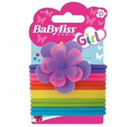 BaByliss Gummisnoddar Blomma till barn, 12 st - Hairsale.se