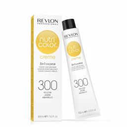 Revlon Nutri Color Creme 300 Yellow100ml - Hairsale.se