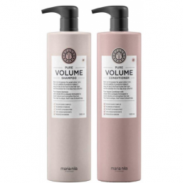 Maria Nila Pure Volume Duo XXL - Hairsale.se