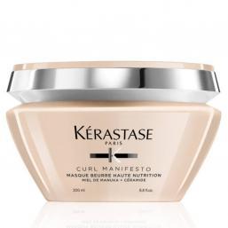 Kerastase Curl Manifesto Masque, Hair Mask för lockigt hår, 200 ml - Hairsale.se