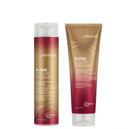 Joico K-PAK Color Therapy Color Protecting Shampoo + Conditioner DUO - Hairsale.se
