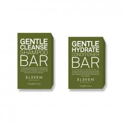 Eleven Australia Gentle Shampoo Bar + Conditioner Bar DUO - Hairsale.se