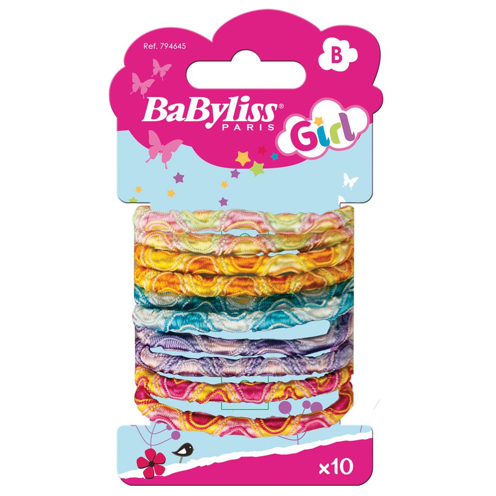 BaByliss Hårsnoddar 10 st, Kids