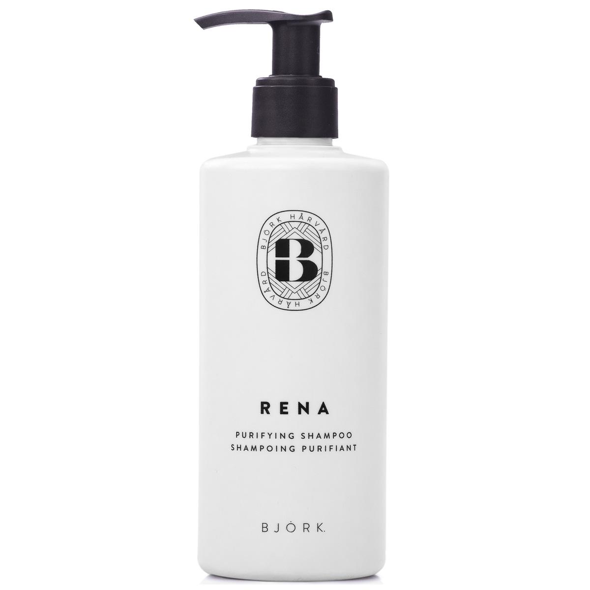Björk Rena Purifying Detox Shampoo, 300ml