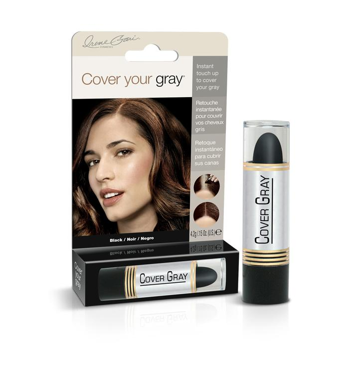 Cover Your Gray Color Stick - BLACK