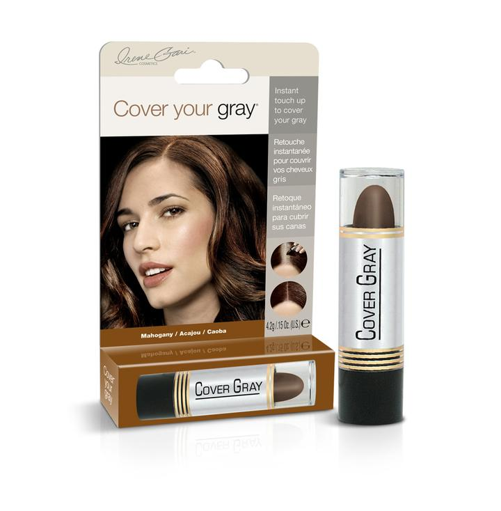 Cover Your Gray Color Stick - MAHOGANY